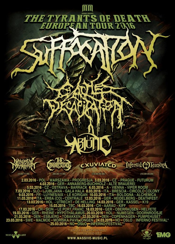 Suffocation-tour